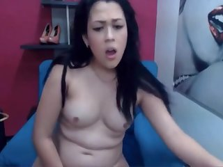 Horny brazil newborn masturbating on webcam live added to love it