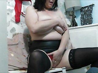 My Sexy Posing Gives Him A Bulge Pt2 - TacAmateurs