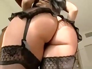 Olivia O Elegant well-endowed hard fucking