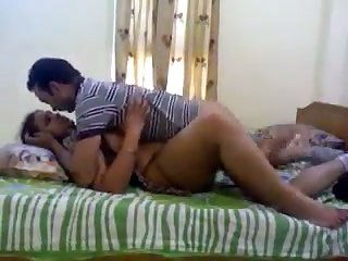 Very naughty Indian slut is loving sex with the brush skimp