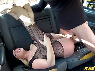 Aroused blonde ass fucked after a supreme blowjob