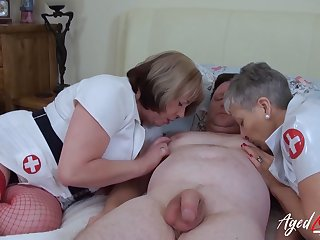 AgedLovE Horny British Matures Enjoying Hardcore