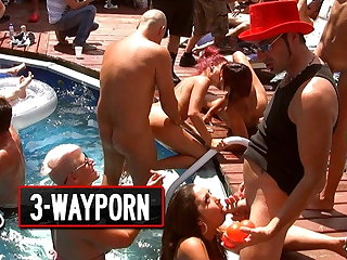 3-Way Porn - Crazy group Sex, Orgy Intrigue b passion Extensively