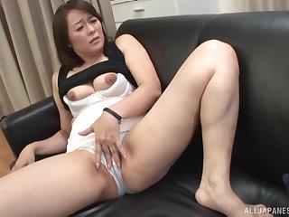 Amazing neonate Kurino Youko moans while getting her cunt plowed